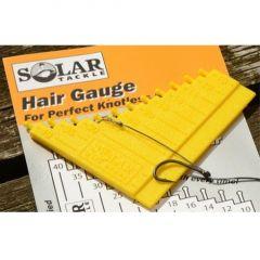 Solar Hair Gauge Tool