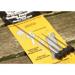 Set Solar Spare Boilie Needle Tools