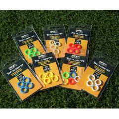 Solar Titanium Colour Coded Locking Rings - Yellow
