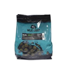 Boilies solubil WLC Carp KrillX 20mm - Krill and Special Fruits