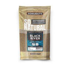 Nada Sonubaits So Natural Black River 1kg