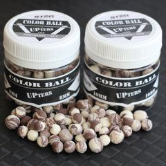 Boilies Steg Pop-Up Upters Color Ball Chocolate&Nut 8mm 30g