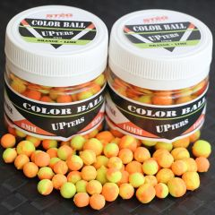 Boilies Steg Pop-Up Duo Color Lemon&Orange 10mm 30g