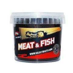 Pasta solubila Select Baits Meat & Fish 400g