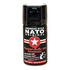 Spray Pepper NATO - jet
