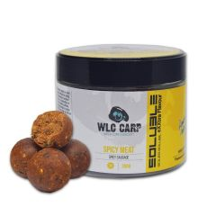 Boilies WLC Carp EXXtra Flavour Spicy Meat 24mm - Spicy Sausage
