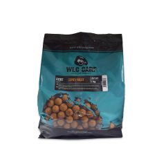 Boilies fiert WLC Carp Spicy Meat 16mm - Spicy Sausage