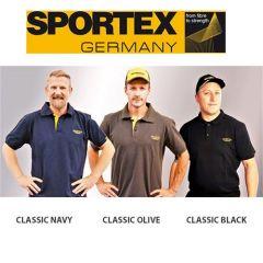 Tricou Sportex Polo Classic Navy, marime XXL
