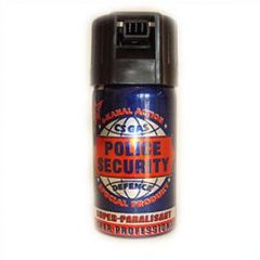 Spray CS Police Security