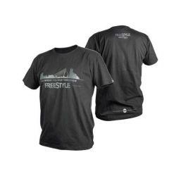 Tricou Spro Freestyle Black, marime XL