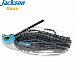 Jackson Qu-On Verage Swimmer Jig 3/8oz, culoare SS