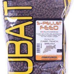 Pelete Sonubaits S-Pellet Feed 4mm