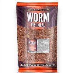 Nada Sonubaits Worm Fishmeal 2kg