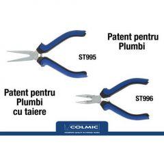 Patent Colmic River pentru plumb cu taiere