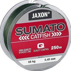 Fir textil Jaxon Sumato Catfish Dark Green 0.65mm/120kg/1000m