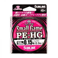 Fir Textil Sunline Small Game PE-HG 8lb 150m