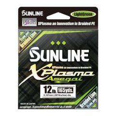 Fir Textil Sunline X Plasma Asegai Light Green 0.18mm/12lb 150m