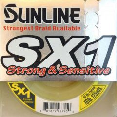 Fir textil Sunline SX1 16lb/115m