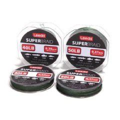 Fir textil Leeda Super Braid 0.18mm/20lb/137m