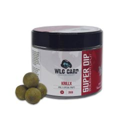 Boilies WLC Carp Super Dip KrillX 16mm - Krill and Special Fruits