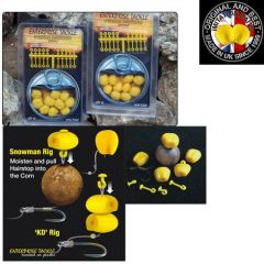 Porumb artificial Enterprise Tackle Super Soft Pop-up Sweetcorn - Yellow