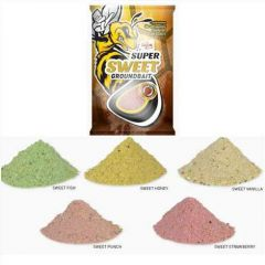 Carp Zoom Super Sweet Groundbaits - Sweet Honey 1Kg