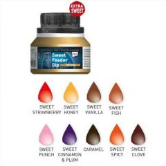 Carp Zoom Competition Sweet Feeder Dip - Sweet Punch 80ml