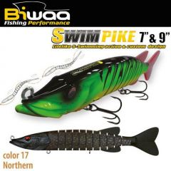 Swimbait Biwaa Swimpike SS 18cm/26g, culoare Northern
