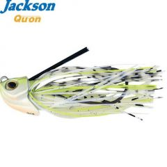 Jackson Qu-On Verage Swimmer Jig 3/8oz, culoare SX