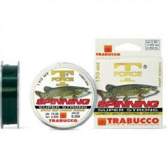 Fir monofilament Trabucco T-Force Spin Pike  0,22mm/6,95kg/150m
