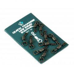 Agrafe + Varteje Nash Quick Change Uni Micro Ring Swivel