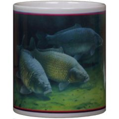 Cana Gardner Three Cautiuous Carp