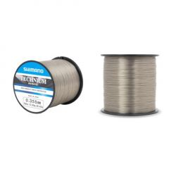 Fir monofilament Shimano Technium Invisitec New 0,205mm 2480m