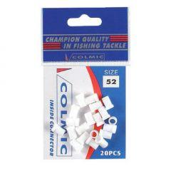 Teflon intern Colmic pentru elastic nr.35 2.6mm-3.5mm set/20buc.
