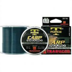 Fir monofilament Trabucco T-Force Carp Enduro  0,255mm/8,360kg/1200m