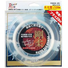 Fir fluorocarbon Tailwalk Power Eye Gojyu 0.165mm/1.36kg/120m