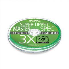 Fly Leader Varivas Super Tippet Master Spec Fluoro  30m 7X