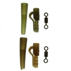 Gardner Target Lead Clip Terminal Pack - Natural Green