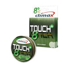 Fir textil Climax Touch 8+ Green 0.10mm/6.8kg/135m