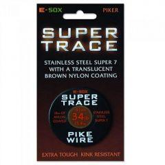 Fir metalic Drennan E-SOX Super Trace 15m/40lb