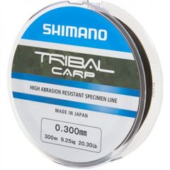 Fir monofilament Shimano Tribal Carp New 0,35mm 300m