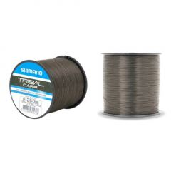 Fir monofilament Shimano Tribal Carp New 0,30mm 1100m