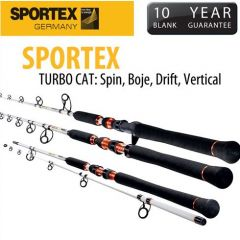 Lanseta Sportex Turbo Cat Drift 240m 150-300g