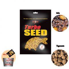 Carp Zoom Turbo Seed 500gr - Alune Tigrate