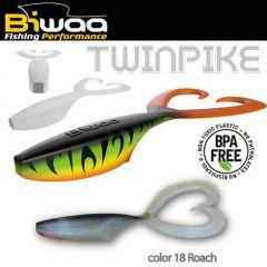 Shad Biwaa Twinpike 15cm/24g, culoare Roach