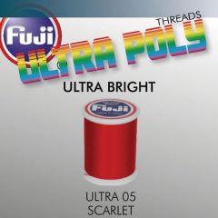 Ata matisaj Fuji Ultra Bright #50/800m- Scarlet 005