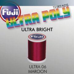Ata matisaj Fuji Ultra Bright #50/800m- Maroon 006