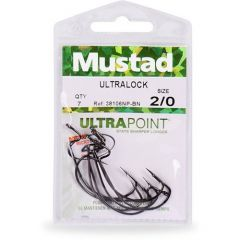 Carlig Mustad Utrapoint BLN offset nr.2/0