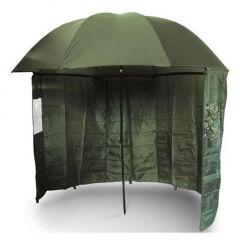 Umbrela NGT Cu Paravan 2.20m