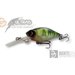 Vobler Berti Ultras Deep Crank 40F Green Perch